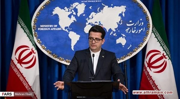 إيران: لا مفاوضات مع السعودية