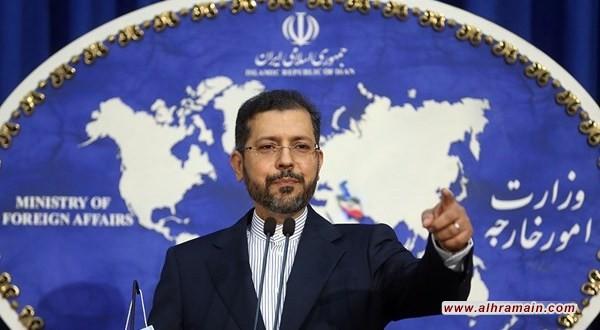 إيران: أحضاننا مفتوحة للسعودية والامارات متى ما صححتا مسارهما الخاطئ