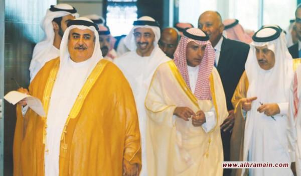 """السعوديّة تعتبر طَلب قطر تَدويل الحرمين الشريفين عُدوانًا و""""إعلان حَربٍ"""" تحتفظ بحقّها في الرّد عليه.."""