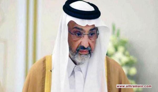 """رجل """"الانقلاب"""" الفاشل على قطر مقيّد في الإمارات"""