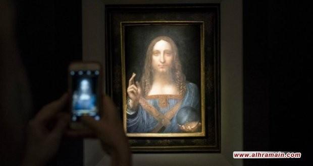ابن سلمان اشترى لوحة ليوناردو دافنشي مزيفة بـ 400 مليون دولار ونكاية بقطر