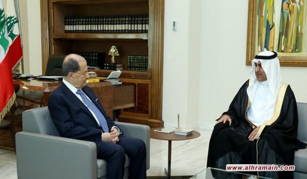 وفد سعودي في بيروت: استطلاع الأجواء قبل الانتخابات