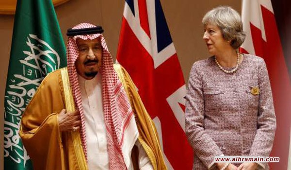لندن تدخل على خط الابتزاز الأمريكي للسعودية ودول الخليج!!