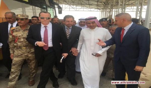 مباحثات عراقية سعودية أمريكية حول إجراءات تأمين منفذ عرعر الحدودي بعد إغلاق دام أكثر من 26 عاما