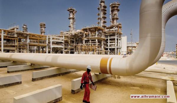 """""""أرامكو"""" تمنح شركة إماراتية عقد بناء 4 منصات نفطية"""