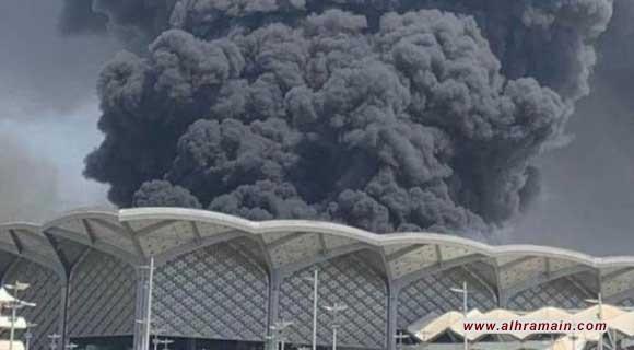 السعودية تنفي أي شبهة فساد في مشروع قطار الحرمين الذي احترق