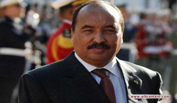الرئيس الموريتاني يشارك في القمة السعودية الأمريكية المرتقبة