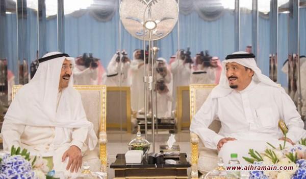 الإعلام السعودي يوجه رسائل الديوان الملكي إلى الكويت