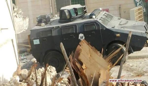 """""""لجان الحراك"""" بذكرى اجتياح العوامية: شعلة الحراك لن تخبو حتى نهاية النظام السعودي"""
