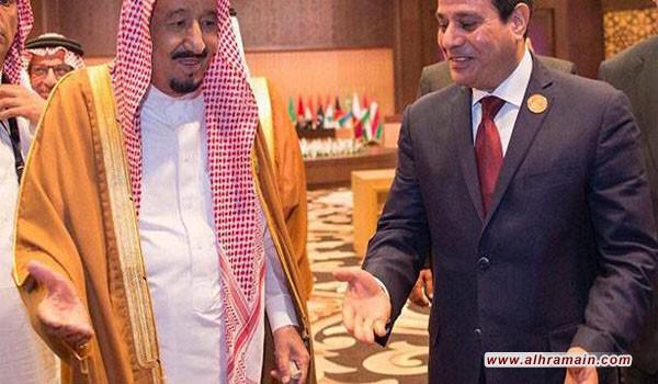صحيفة: الملك سلمان وجه دعوة إلى السيسي لزيارة السعودية