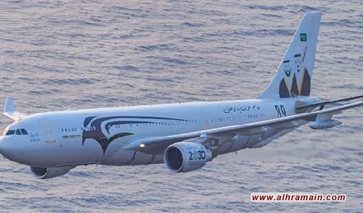 السعودية تنفي مرافقة طائرات حربية لموكب الملك سلمان فوق الرياض