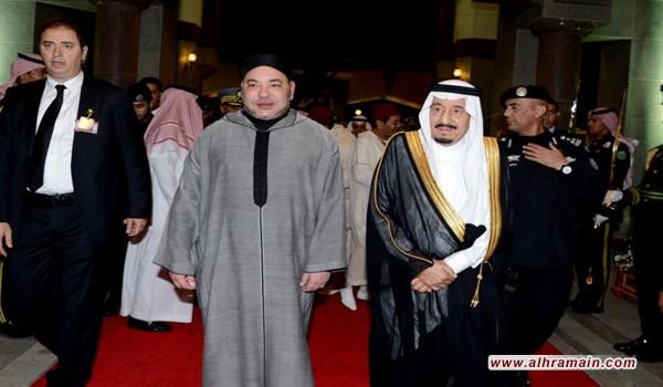 المغرب اضطر لدخول بيت الطاعة السعودي