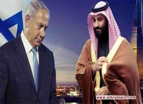 تلفزيون اسرائيل: اتصالات مكثفة بين الرياض وتل ابيب لتهدئة غضب بايدين ضد السعودية