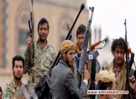 """قوات """"انصار الله"""" تشن هجوما واسعا على مواقع عسكرية ونفطية سعودية بـ18 طائرة و8 صواريخ باليستية وتحذر التحالف من العدوان.."""