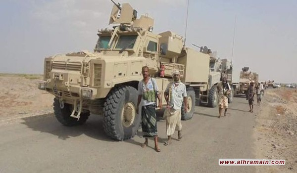مصرع قائدين عسكريين موالين لتحالف العدوان السعودي في عملية نوعية جديدة للجيش واللجان بالمخا