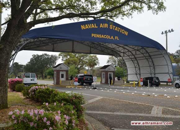 مطلق النار في قاعدة البحرية الأميركية من عناصر سلاح الجو السعودي..