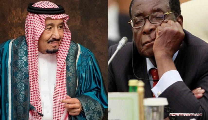 سلمان وموغابي؛ مصير اسود في مزبلة التاريخ