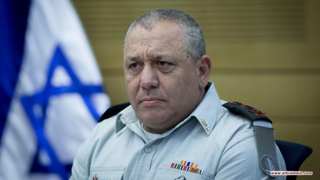 رئيس الأركان الإسرائيلي: أصغيت لحديث جنرال سعودي واعتقدت أنني المتحدث