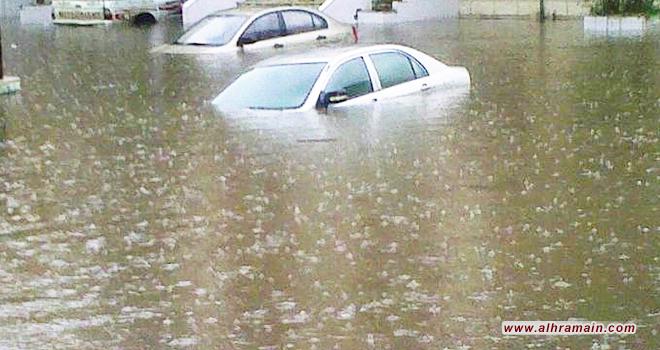 13 عاما على مشاريع السيول.. وجدة تغرق في الأمطار
