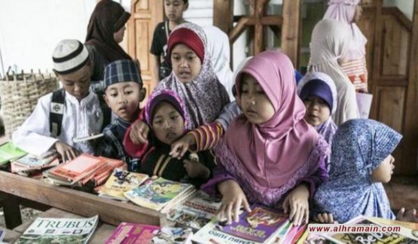 """المدارس السعودية في إندونيسيا تجنّد الأطفال في تنظيم """"داعش"""""""