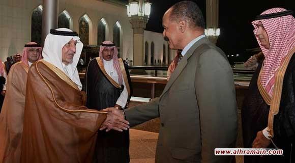"""آبي أحمد وأفورقي يصلان السعودية قبيل توقيع """"اتفاق سلام تاريخي"""" في المملكة"""
