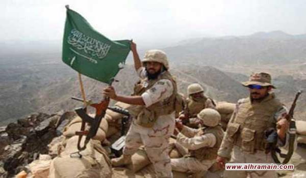 """مقتل جندي سعودي في معارك مع مسلحي جماعة """"أنصار الله"""" على الحدود الجنوبية للمملكة مع اليمن"""