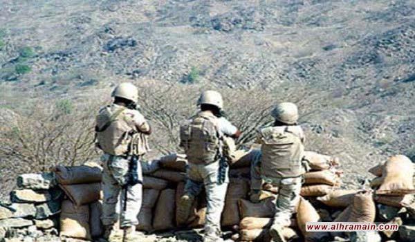 """مقتل جندي سعودي بمعارك مع """"الحوثيين"""" على الحدود اليمنية"""