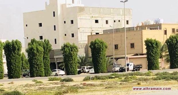 القطيف: القوات السعودية تحاصر أم الحمام وتقتحم منازل وتحرق بعضها