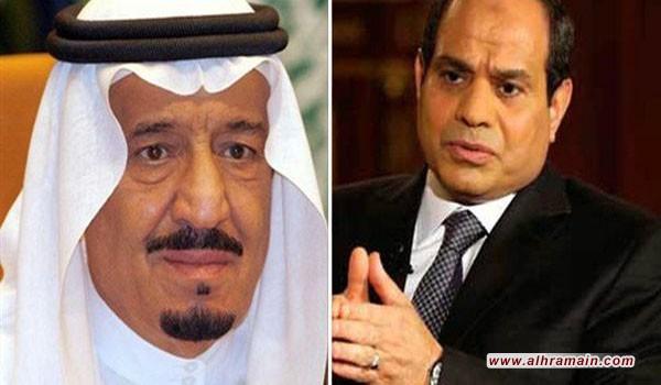 مصادر سياسية: الملك سلمان يطلب من السيسي التوسط لدى الحوثيين لوقف القتال!!