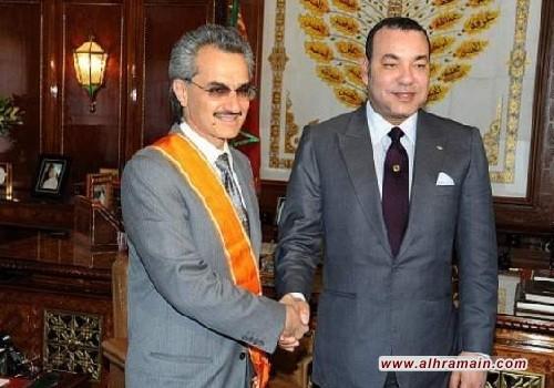 في تطور جديد في قضية الوليد بن طلال.. السلطات السعودية تسعى لوضع يدها على أملاك الأمير ومصادرة أمواله في المغرب