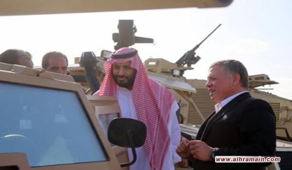 ملك الاردن ليس سعد الحريري