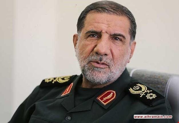 الجنرال كوثري: سنمنع خروج النفط من الخليج إن تم منعنا من تصدير نفطنا
