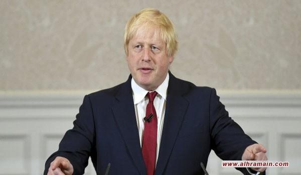 اعتذار جونسون للسعودية بديل من إعفائه من منصبه؟