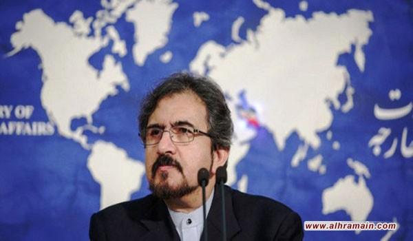 طهران لواشنطن: أخطأتِ العنوان.. لا تنسي الوهابية