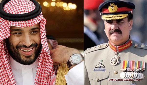 التحالف الإسلامي في مأزق وتعيين الباكستاني راحيل شريف قائدا لن يحلّ المشكلة