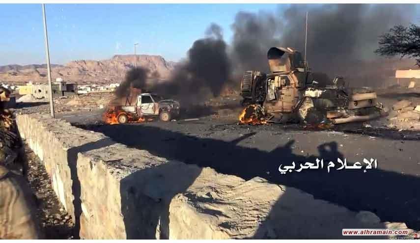 التحالف السعودي يقدم الإسناد الجوي لقوات صالح!