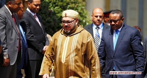 تصاعد التوتر بين السعودية والمغرب