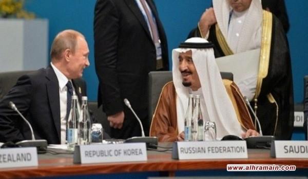 الملك سلمان إلى موسكو: ملف سوريا على الطاولة