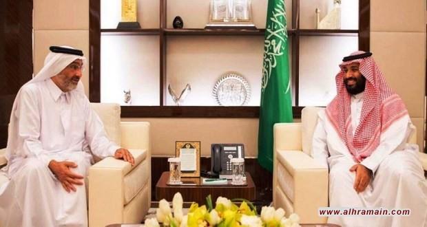 السعودية تدعم معارضة قطرية من الأمراء والقبائل