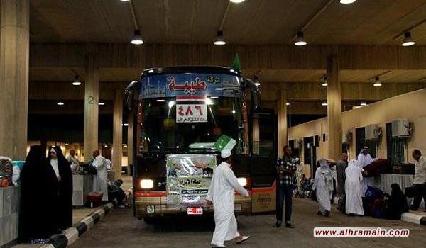 صحيفة: نقل البضائع عبر الحدود السعودية العراقية بعد الحج