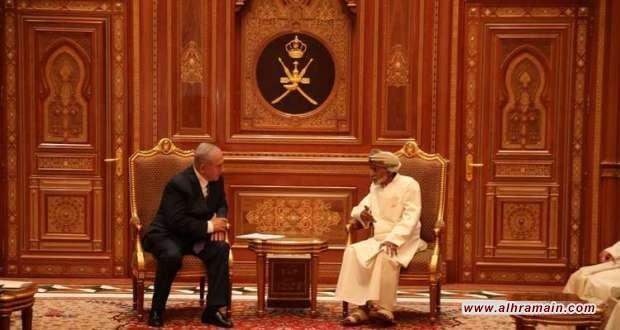 """نتنياهو سلك أجواء السعودية والبحرين نحو عُمان.. و""""حماس"""" تندد بكل أشكال التطبيع"""