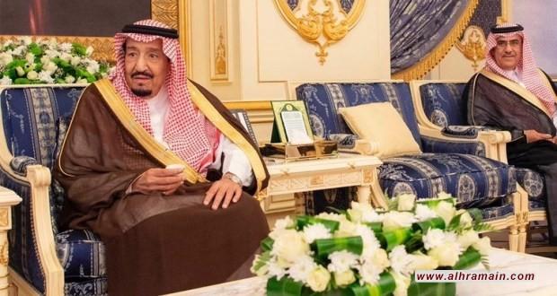 الملك سلمان بعد كسر المحرمات: أبرِزوا مكانة تليق بالمملكة