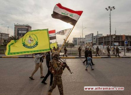 """استهداف السفارة الأمريكية في وسط بغداد بخمسة صواريخ وإصابة ثلاثة مدنيين.. وميركل وماكرون وجونسون يتفقون على العمل """"لخفض التوتر"""" في الشرق الأوسط"""