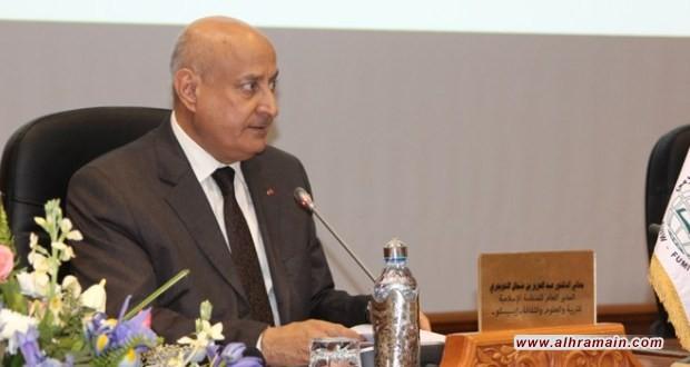 """""""العهد الجديد"""": إقالة عبدالعزيز التويجري بعد تقارير من """"صبية الديوان الملكي"""""""