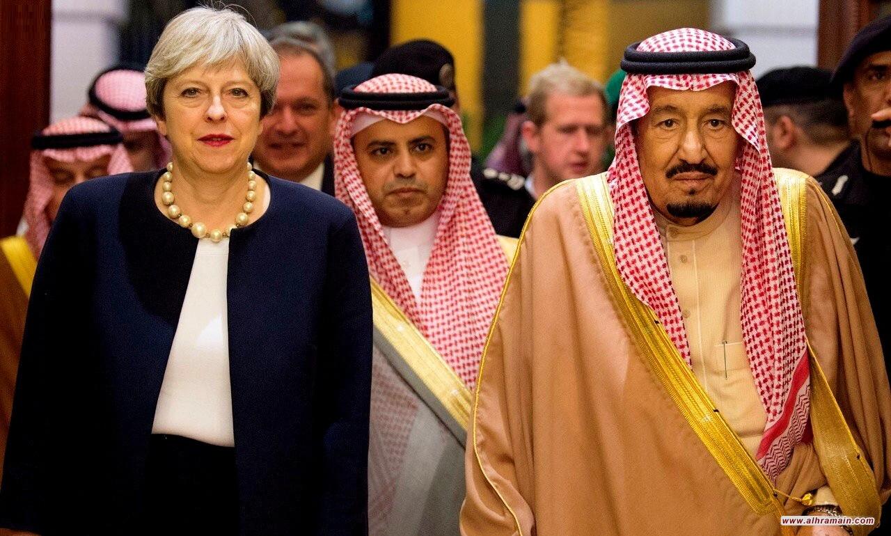 «تيريزا ماي» تطالب السعودية بتخفيف حصار اليمن لتجنب كارثة