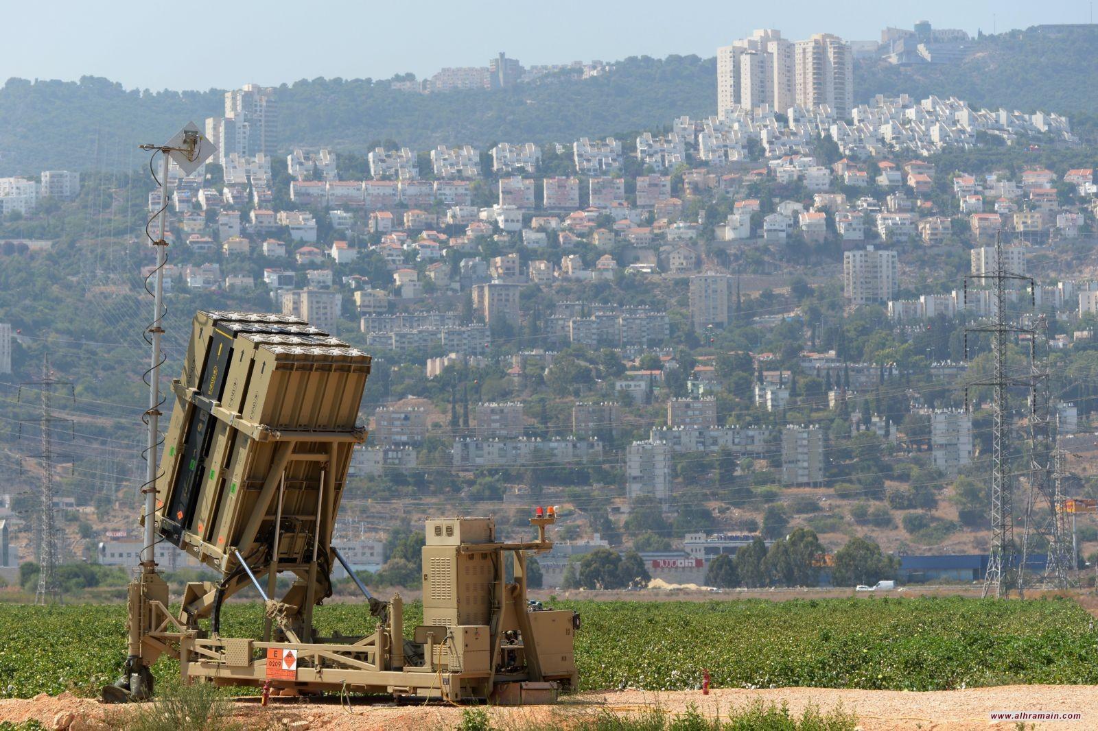 السعودية تسعى لإنشاء منظومة دفاع صاروخي مع (إسرائيل)