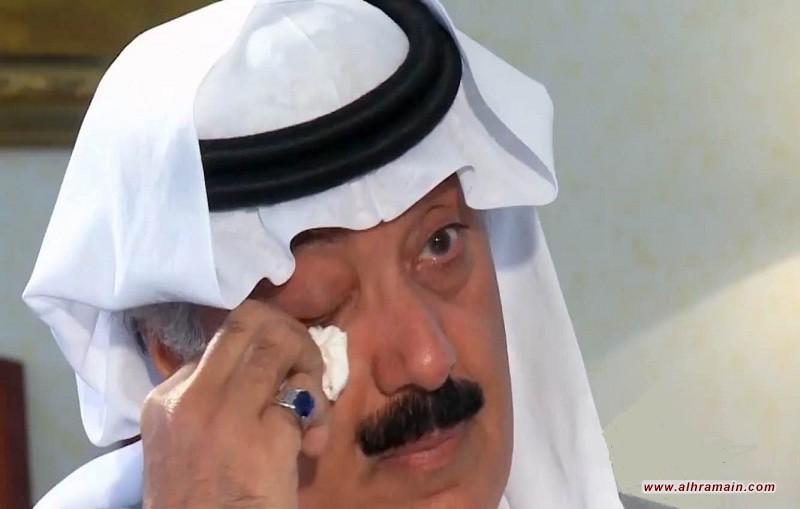 مجتهد: نقل متعب بن عبد الله إلى قسم القلب بالمستشفى العسكري