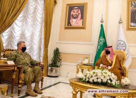 توافق سعودي أمريكي في التصدي لكافة أشكال الإرهاب