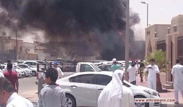 الدفاع المدني السعودي: سقوط مقذوف عسكري من اليمن في منطقة جازان جنوبي السعودية ومقتل مقيم يمني