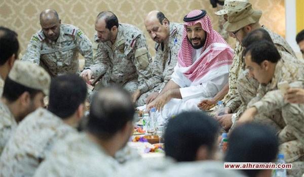 كيف بنى محمد بن سلمان شبكة أمنية حوله؟